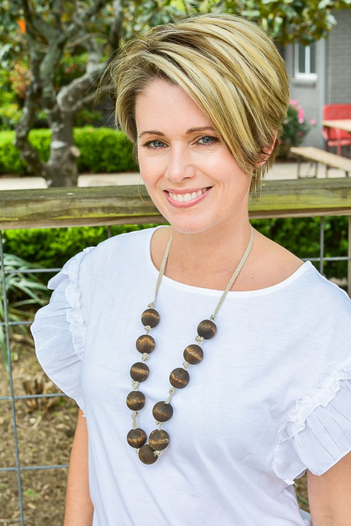 Kim Jones from Salvaged Living Blog, Author of Blogging for Your Creative Business Course